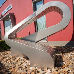 Kunstwerk Nedschroef - Kanaaldijk N.W. 75