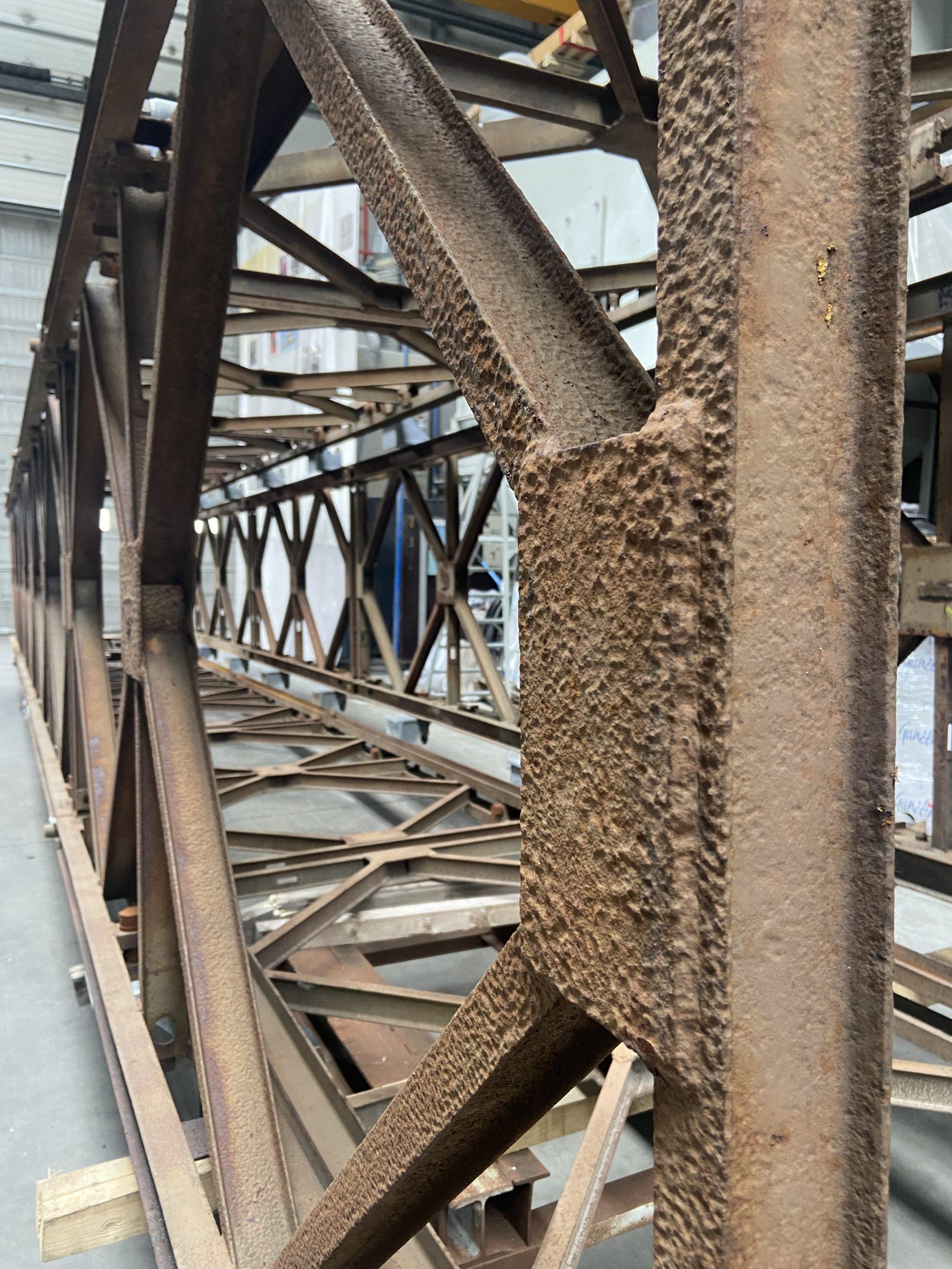 Verroeste Bailey brug